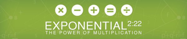 Exponential Part 3: The How of the Ministry of Multiplication Image